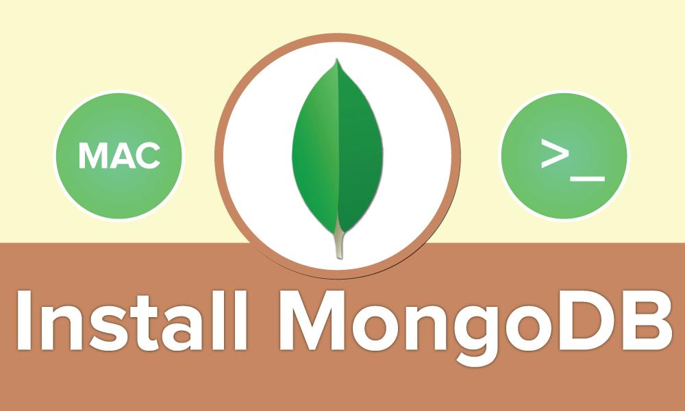 install_mongoDB