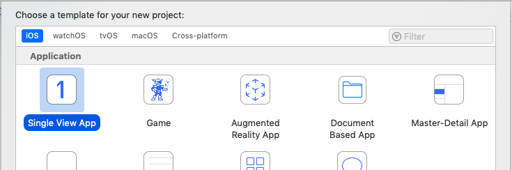 choose-single-view-app-xcode-ios