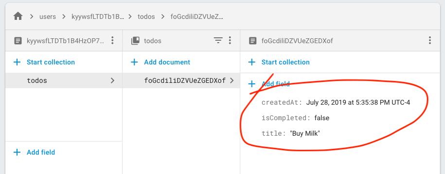 firestore-added-data